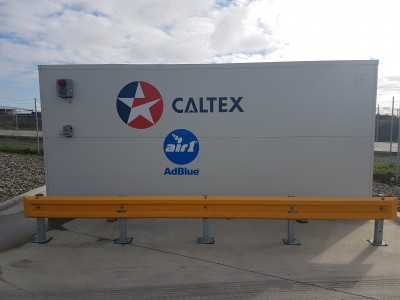 Caltex Rolleston